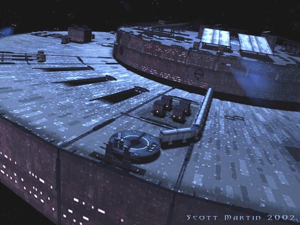 scott martin - Spacestation